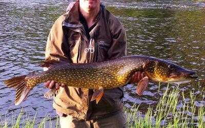 Lapland Pike Fishing Festival