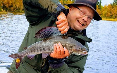 Ny fiskeentreprenör i Dorotea
