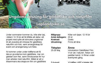 Ungdomssatsning Lapland Pike