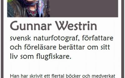Mitt liv som flugfiskare: föredrag av Gunnar Westrin
